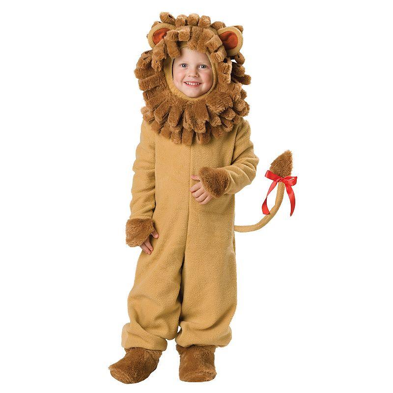 Lil' Lion Costume - Toddler/Kids