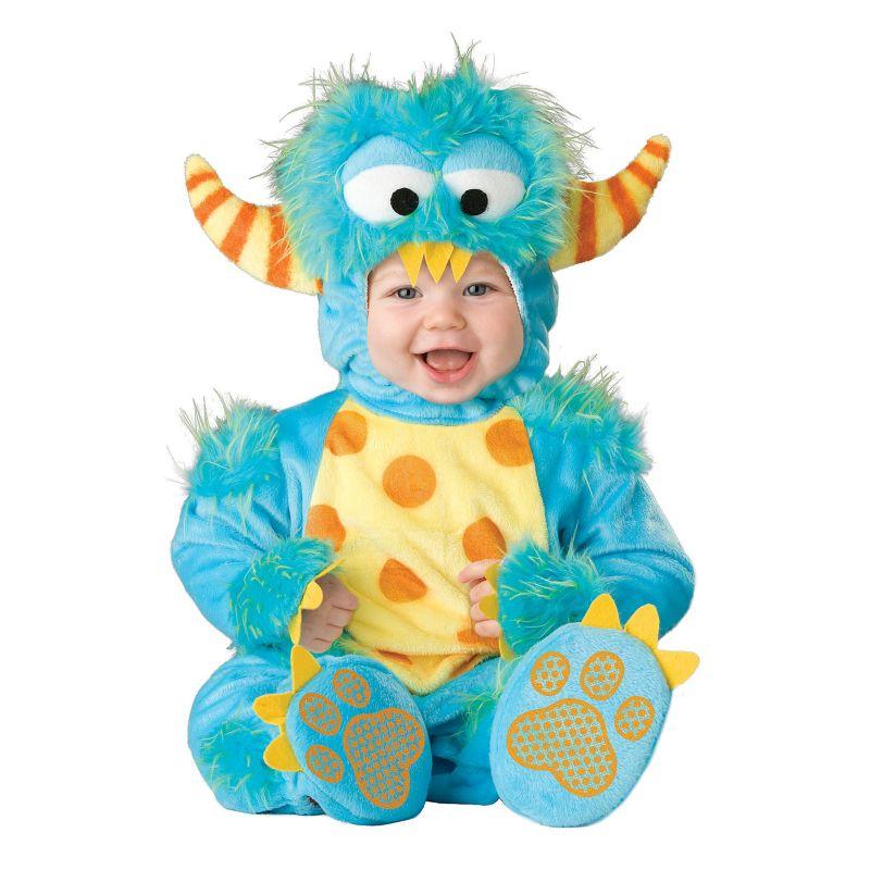 Lil' Monster Costume - Baby/Toddler (Blue)