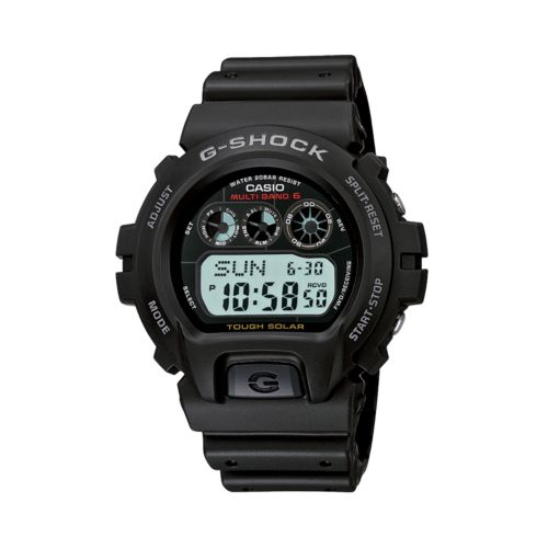 Casio G-Shock Tough Solar Atomic Digital Chronograph Watch - Men