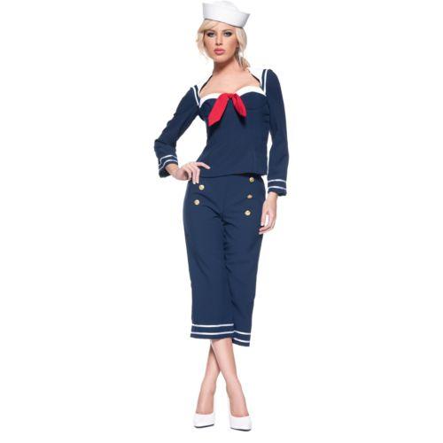 Shipmate Costume - Adult