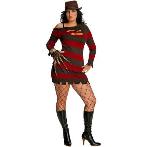 Miss Krueger Costume - Adult Plus