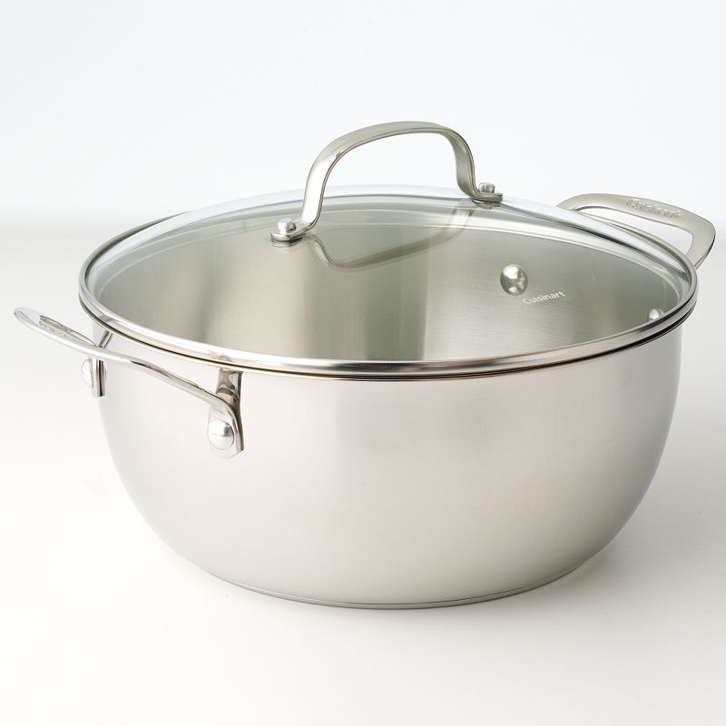 Cuisinart Chef's Classic 5 1/2-qt. Stainless Steel Multi-Purpose Pot