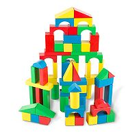 Melissa & Doug Wood Block Set