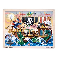 Melissa & Doug 48-pc. Pirate Adventure Jigsaw Puzzle by