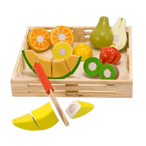 Melissa and Doug Cutting Fruit Crate