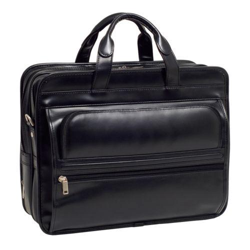 McKlein Elston 17-in. Laptop Briefcase