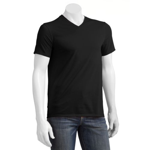 Apt. 9® Solid Deluxe Layering V-Neck Tee - Men