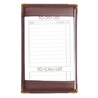 Royce Leather Pocket Jotter