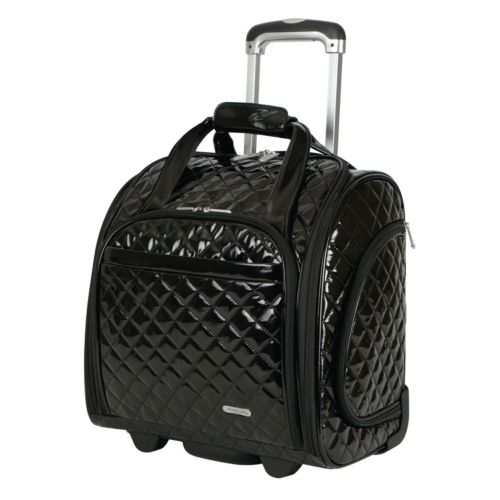 Travelon Luggage, Wheeled Underseat Carry-On