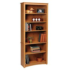 Prepac 6-Shelf Bookcase by