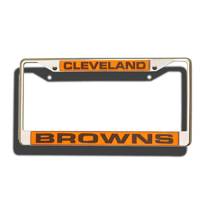 Cleveland Browns License Plate Frame
