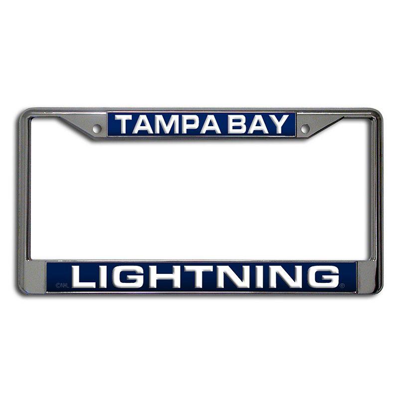 Tampa Bay Lighting License Plate Frame