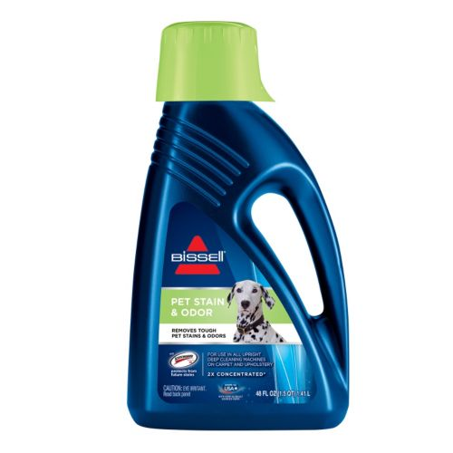 Bissell 2X Pet Stain and Odor Carpet and Upholstery Formula