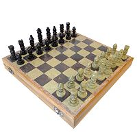 Artisan Handicrafts 12-in. Chess Set