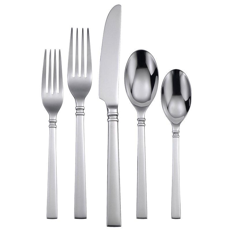 Oneida Shaker 45-pc. Flatware Set