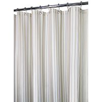 Watershed™ by Park B. Smith Strings Striped Fabric Shower Curtain
