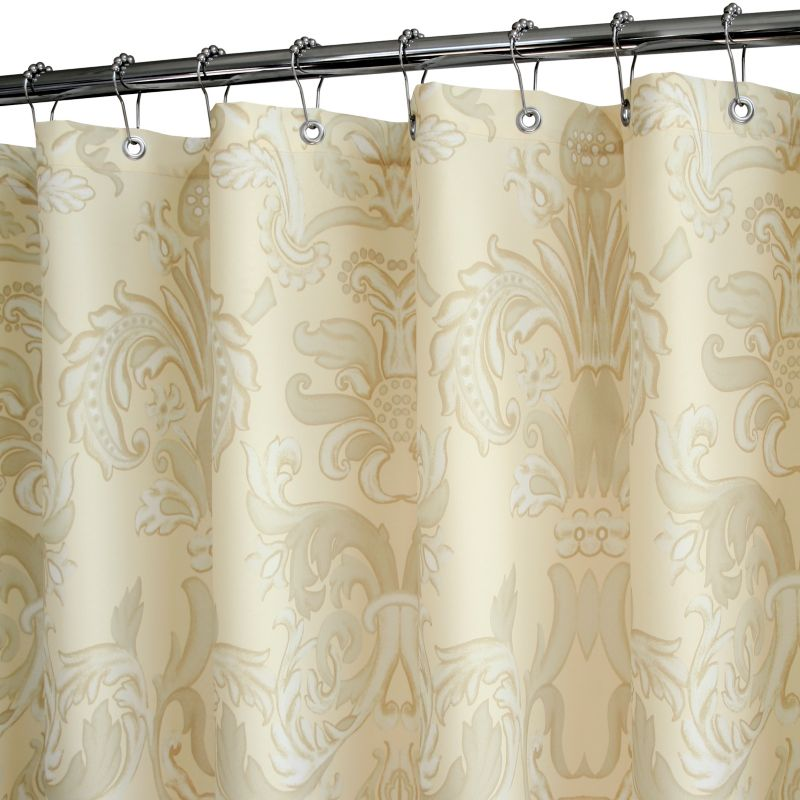 Greek Key Shower Curtain Park B Smith Placemats