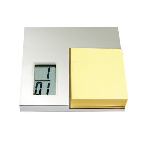 Note Holder Clock