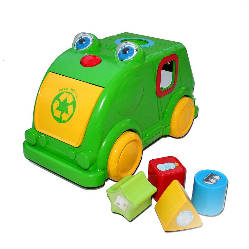 Kidz Delight Silly Sam Recycle Me Toy