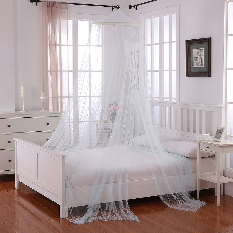 Casablanca Oasis Round Bed Canopy