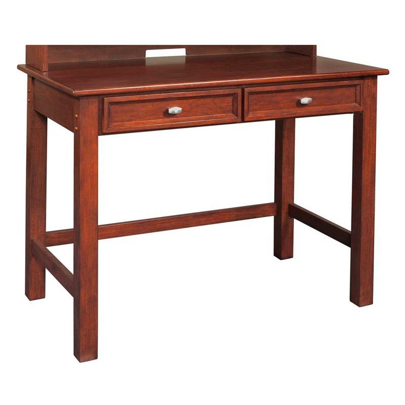 Hanover Student Desk, Brown thumbnail