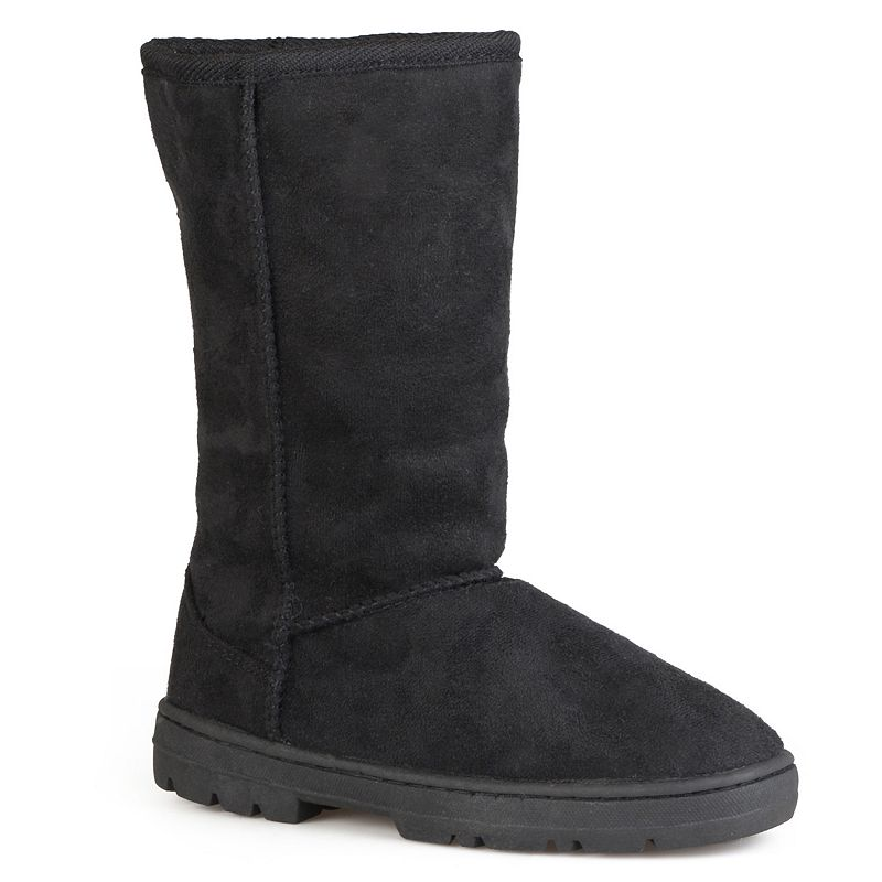 Journee Collection Lug Sole Women's Midcalf Boots
