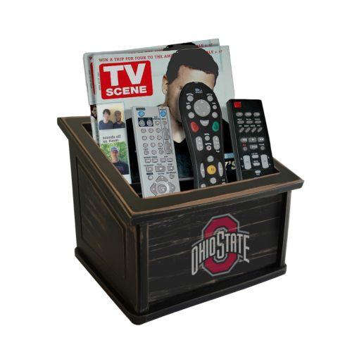 Ohio State Buckeyes Media Organizer