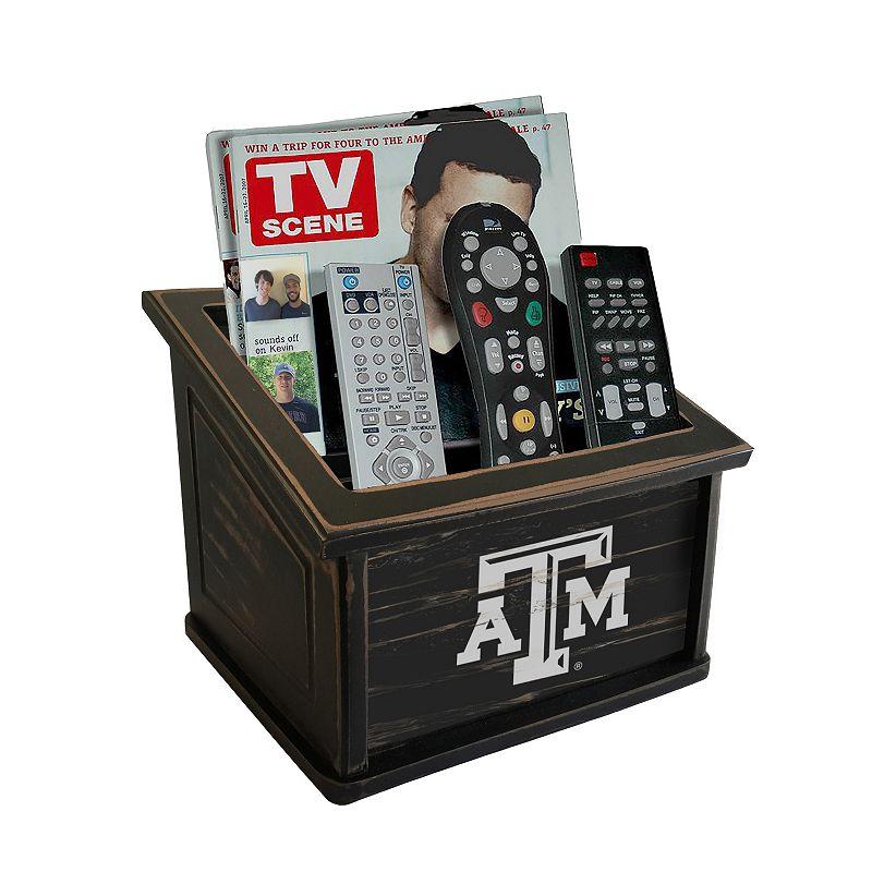 Texas A and M Aggies Media Organizer