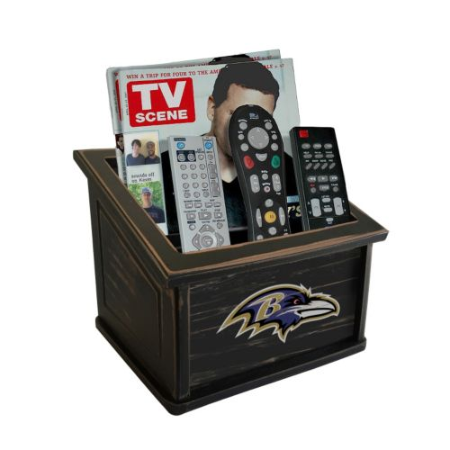 Baltimore Ravens Media Organizer