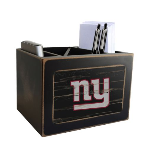 New York Giants Desktop Organizer