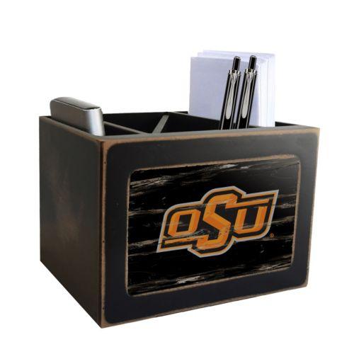 Oklahoma State Cowboys Desktop Organizer
