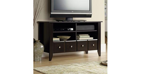 Kohl Furniture Store: Sauder Shoal Creek Panel TV Stand