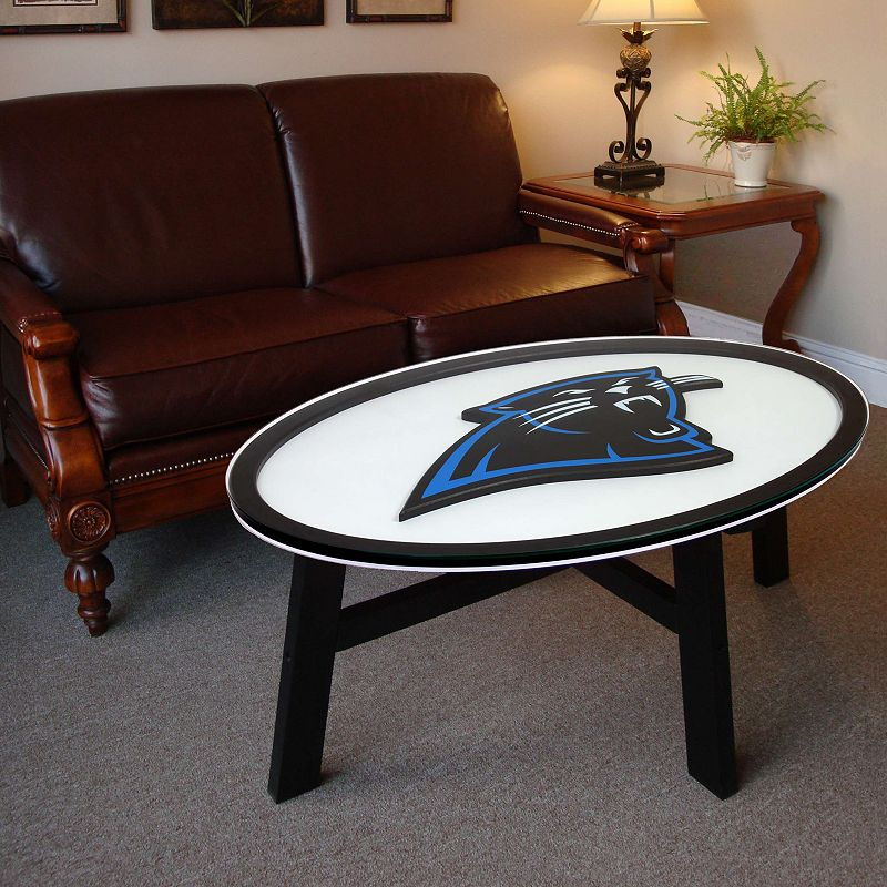 Carolina Panthers Coffee Table