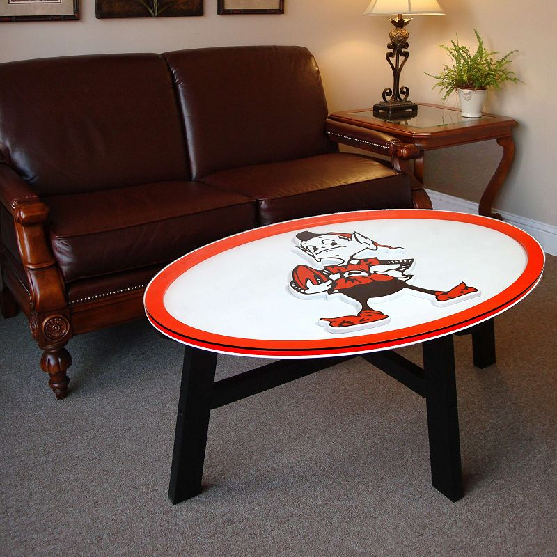 Cleveland Browns Coffee Table