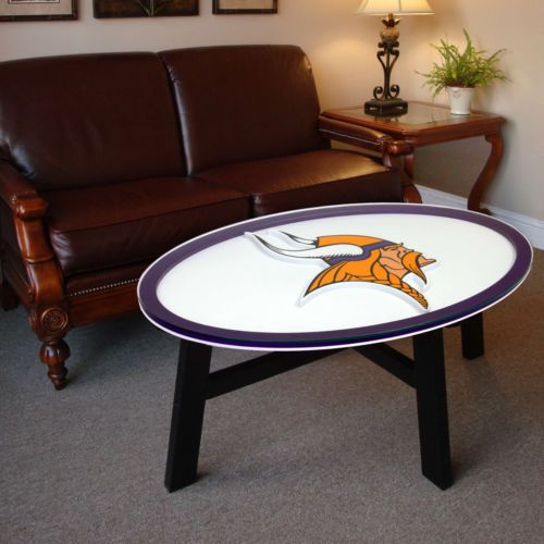 Minnesota Vikings Coffee Table