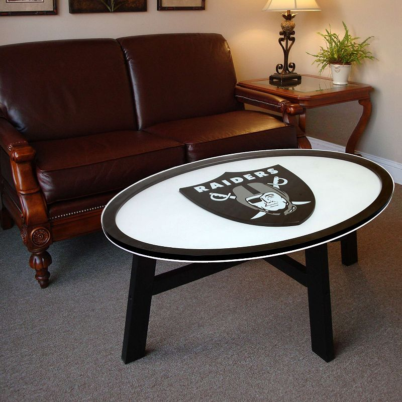 Oakland Raiders Coffee Table