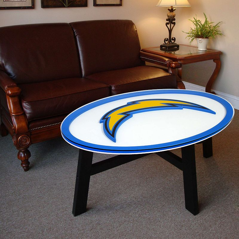 San Diego Chargers Coffee Table