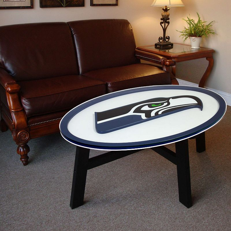 Seattle Seahawks Coffee Table