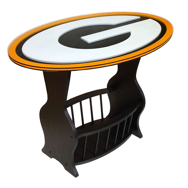 Green Bay Packers End Table