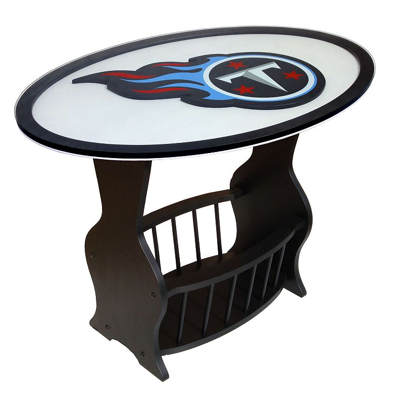 Tennessee Titans End Table