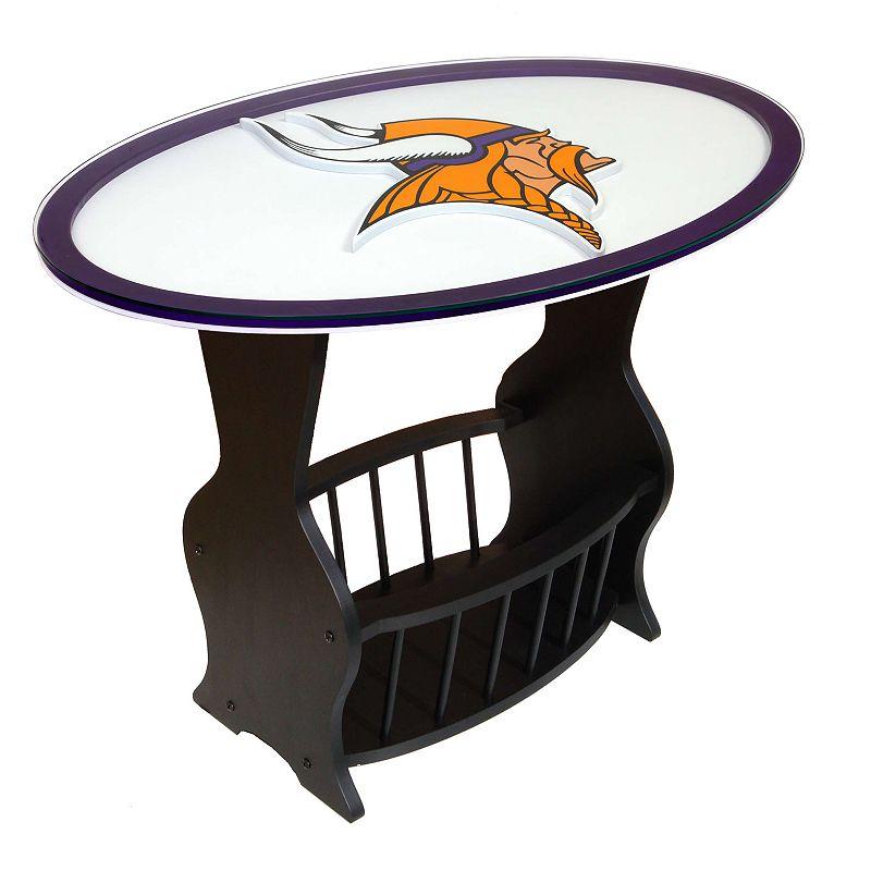 Minnesota Vikings End Table