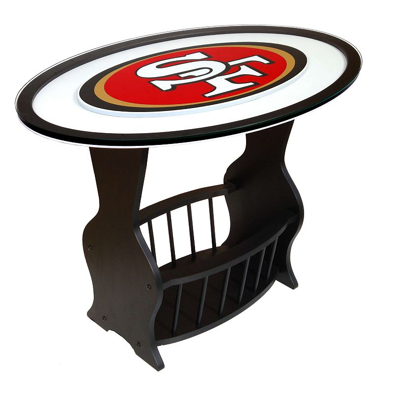 San Francisco 49ers End Table