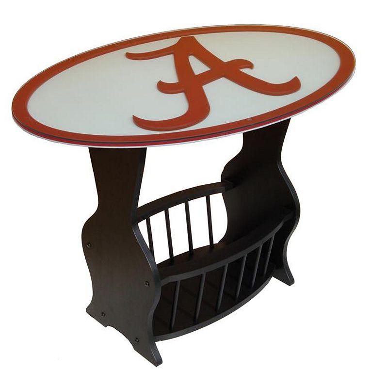 Alabama Crimson Tide End Table
