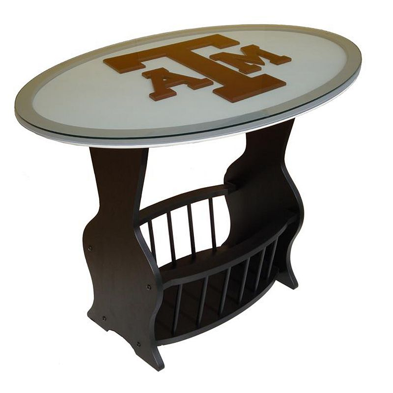 Texas A and M Aggies End Table