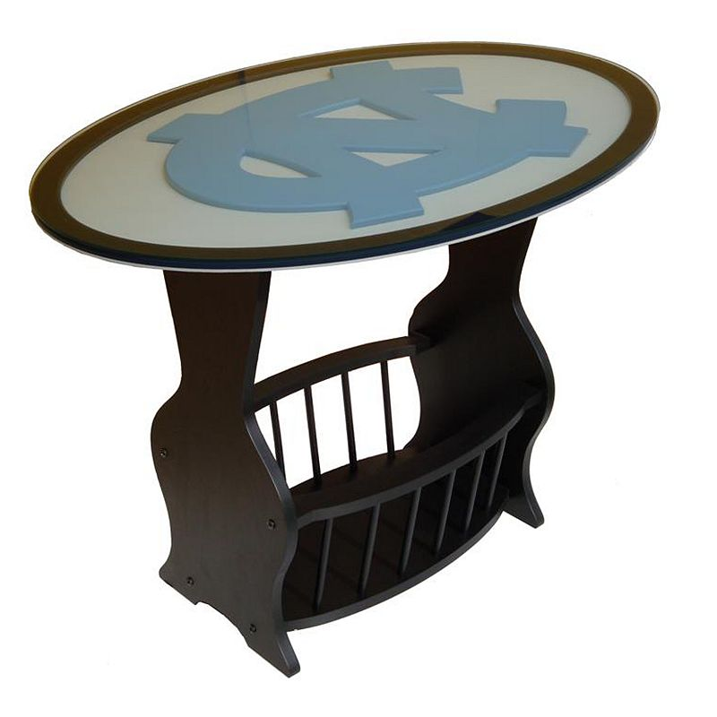 North Carolina Tar Heels End Table