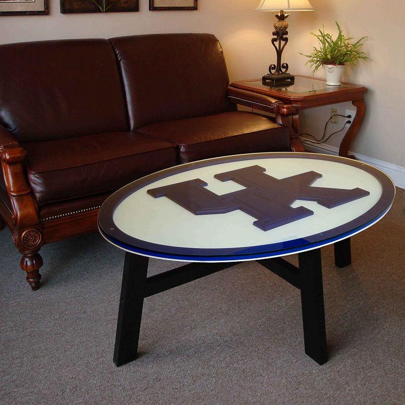 Kentucky Wildcats Coffee Table