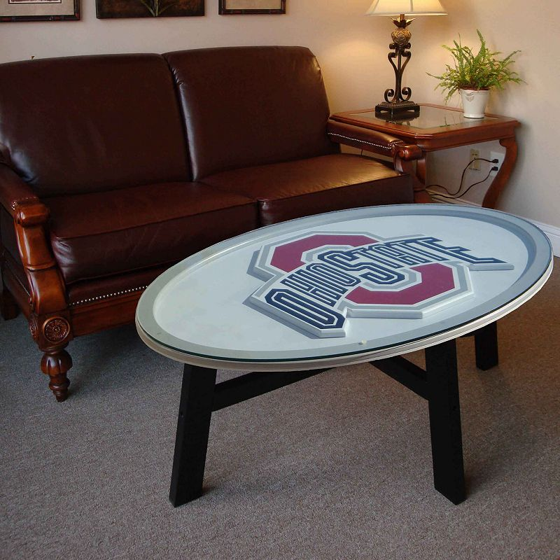 Ohio State Buckeyes Coffee Table Dealtrend