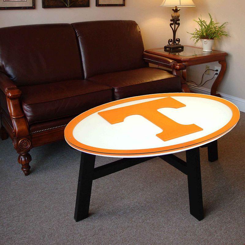Tennessee Volunteers Coffee Table