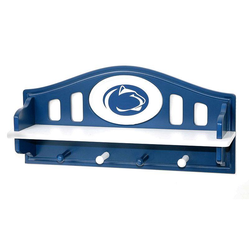 Penn State Nittany Lions Wooden Shelf