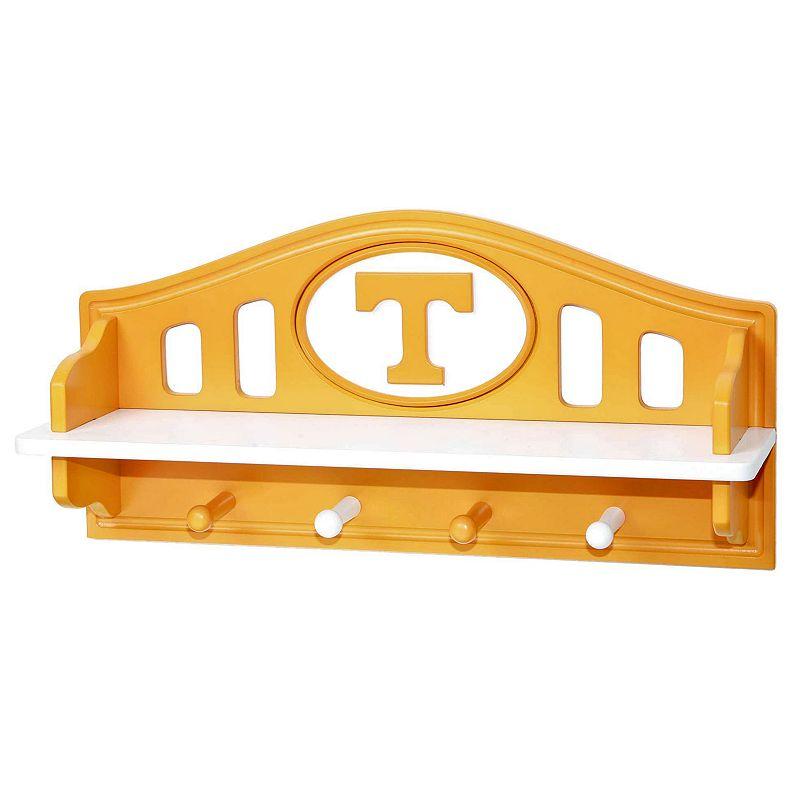 Tennessee Volunteers Wooden Shelf